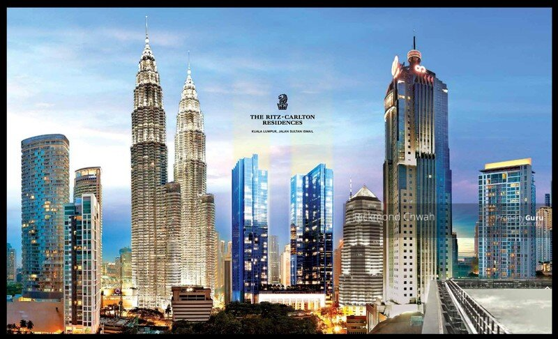 Marriott International and Ritz-Carlton | The Ritz Carlton Residences Kuala Lumpur, Malaysia