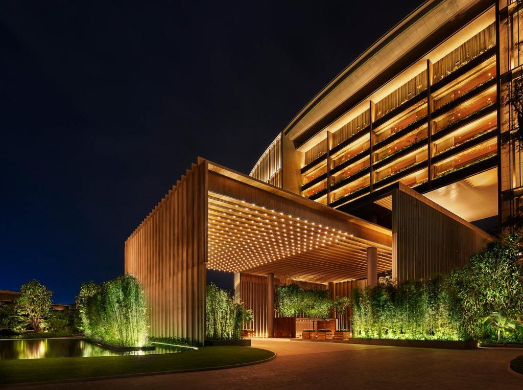 Marriott International and Ritz-Carltopn The Sanya EDITION, China