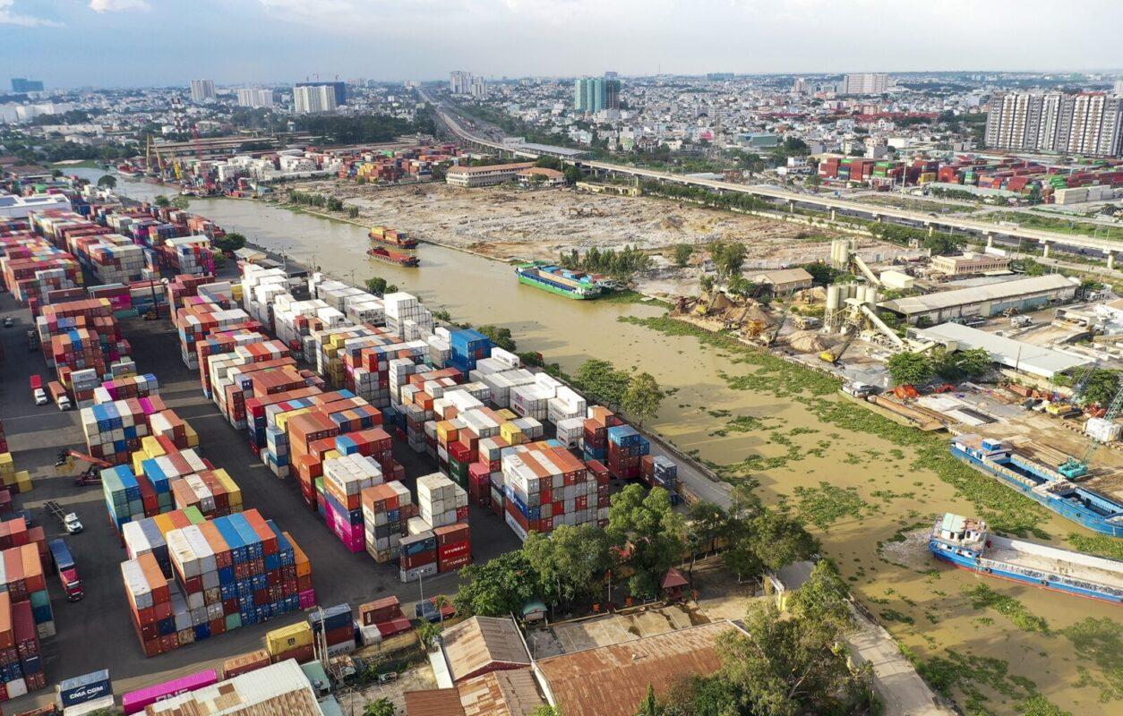 Saigon Quays - Khu đô thị Trường Thọ..