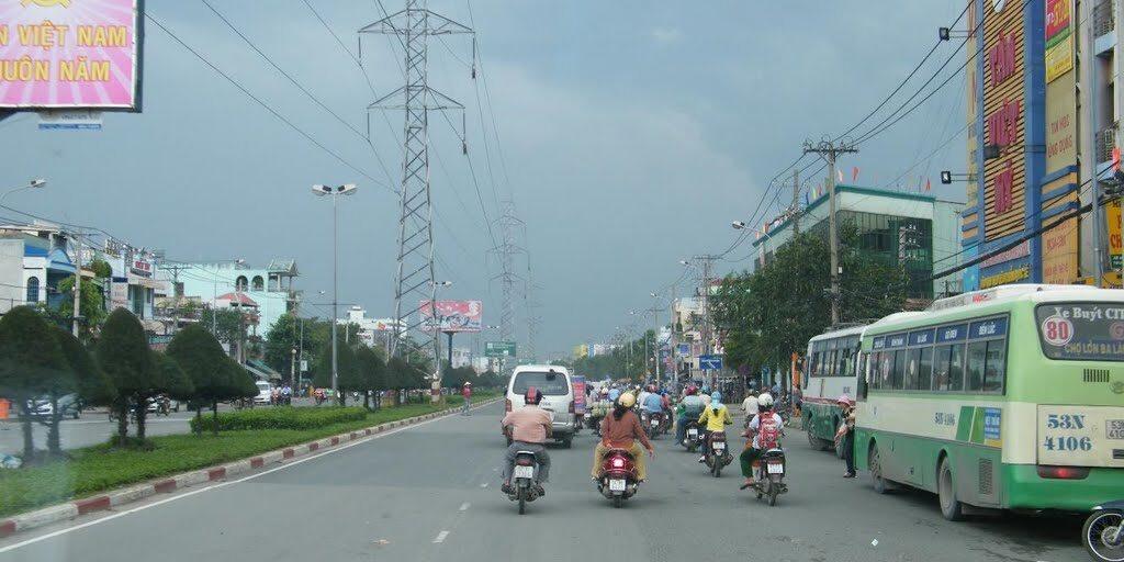 Đường Kinh Dương Vương được xem là tuyến đường đẹp nhất Quận Bình Tân - Căn hộ đường Kinh Dương Vương