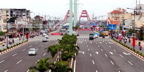 Đường Phạm Văn Đồng được xem là tuyến nội đô đẹp nhất TP HCM-Căn hộ đường Phạm Văn Đồng