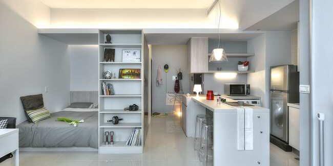 #1 Quy định Căn hộ diện tích 25m2 & Các dự án chung cư căn hộ 25m2 sắp tới năm 2020