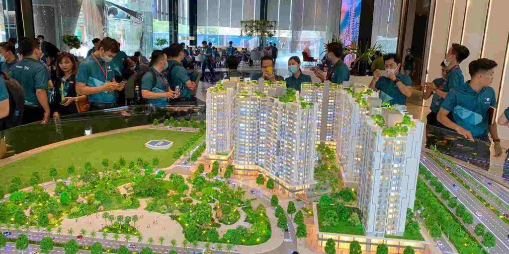 Ảnh hưởng COVID-19- Dự án Bất động sản căn hộ chung cư giảm giá 15% tại TP.HCM ?