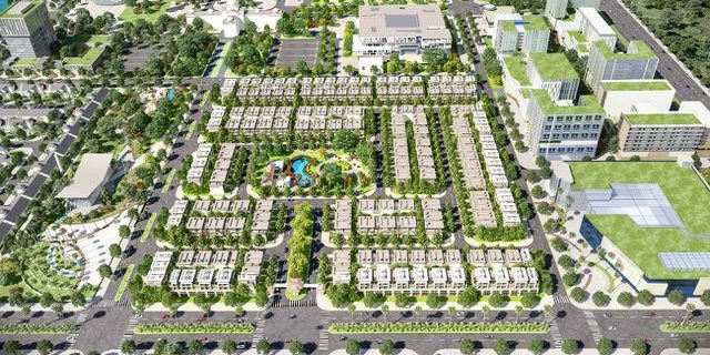 An Khang Residence - Đức Hoà Long An - Tổng quan