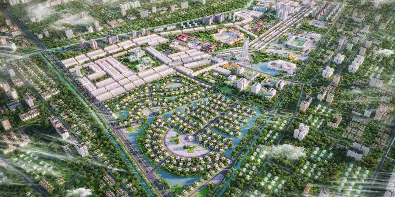 Baria City Gate - Dự án đất nền Baria City Gate Bà Rịa Vũng Tàu