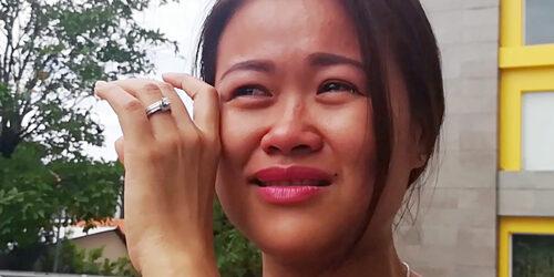 Chị Linh bức xúc trước chuyện ngưng hỗ trợ của Hùng Thanh