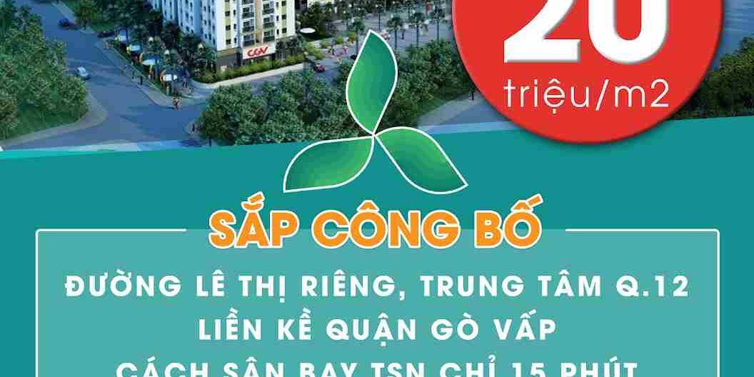 Chủ đầu tư Green Mark Quận 12 - Rịchland - Đạt Gia Lê Thị Riêng
