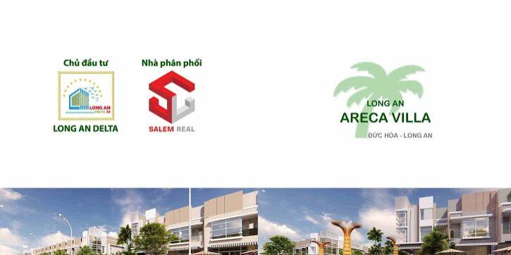 Chủ đầu tư công ty cổ phần bất động sản Long An Delta - chủ đầu tư Areca Villa