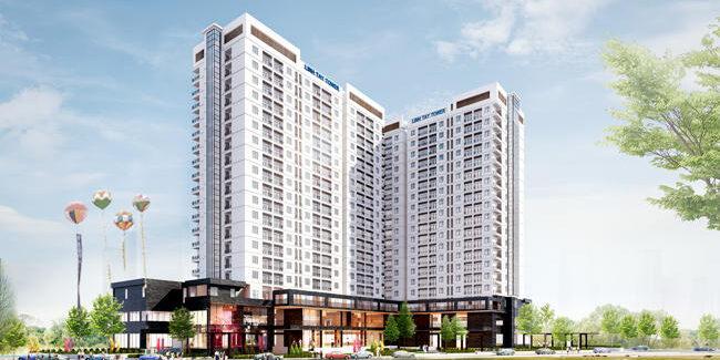 Chung Cư Căn Hộ Linh Tây Tower PVL Quận Thủ Đức
