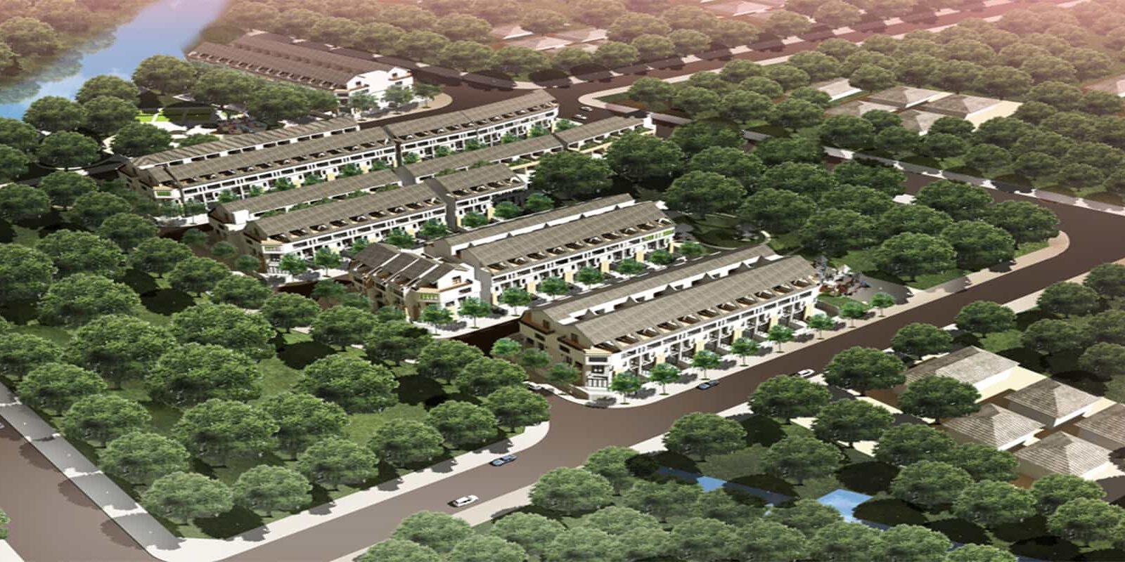 Dự án đất nền đường 18b phường Bình Hưng Hoà A-Quận Bình Tân