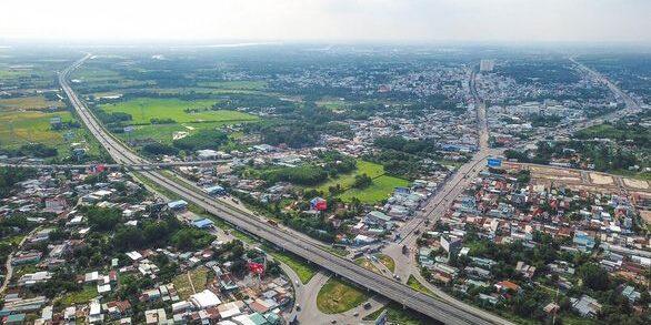 Đoạn cao tốc TPHCM - Long Thành