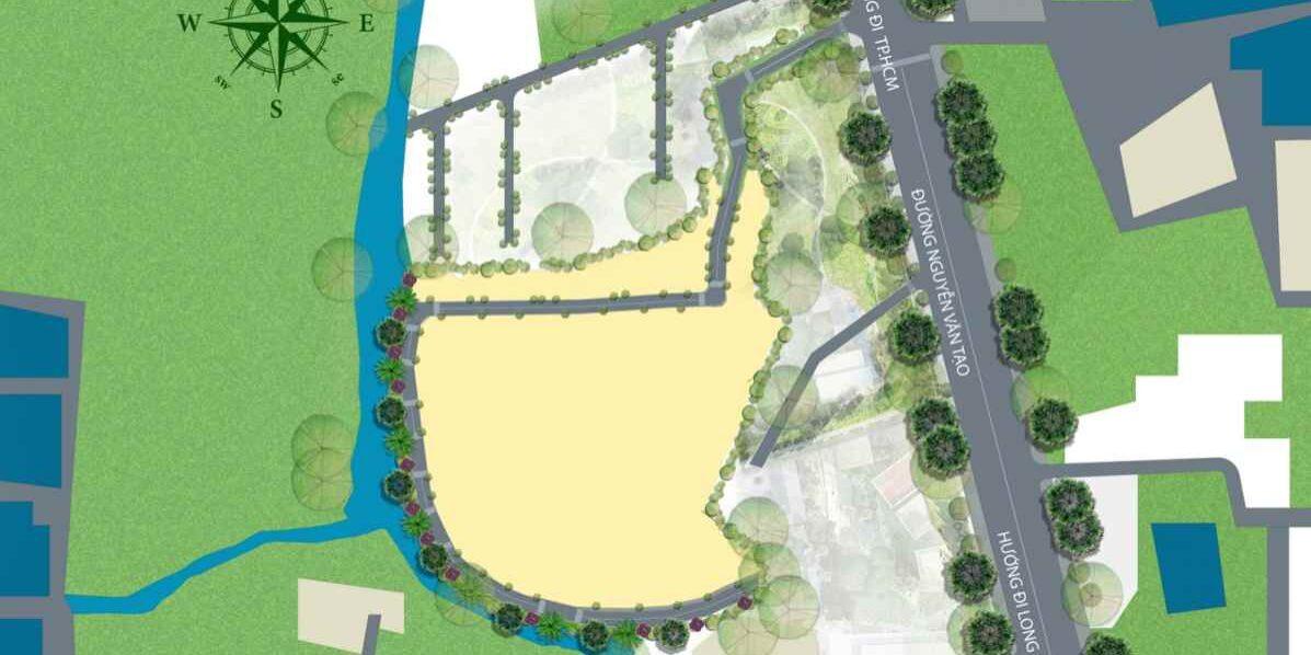 Dự án đất nền Nhà Bè Riverside