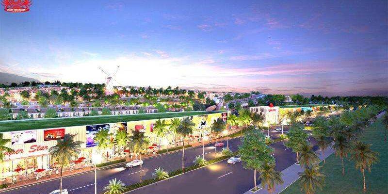 Dự án đất nền khu dân cư Thành Nam Dragon Củ Chi Thành Phố Hồ Chí Minh