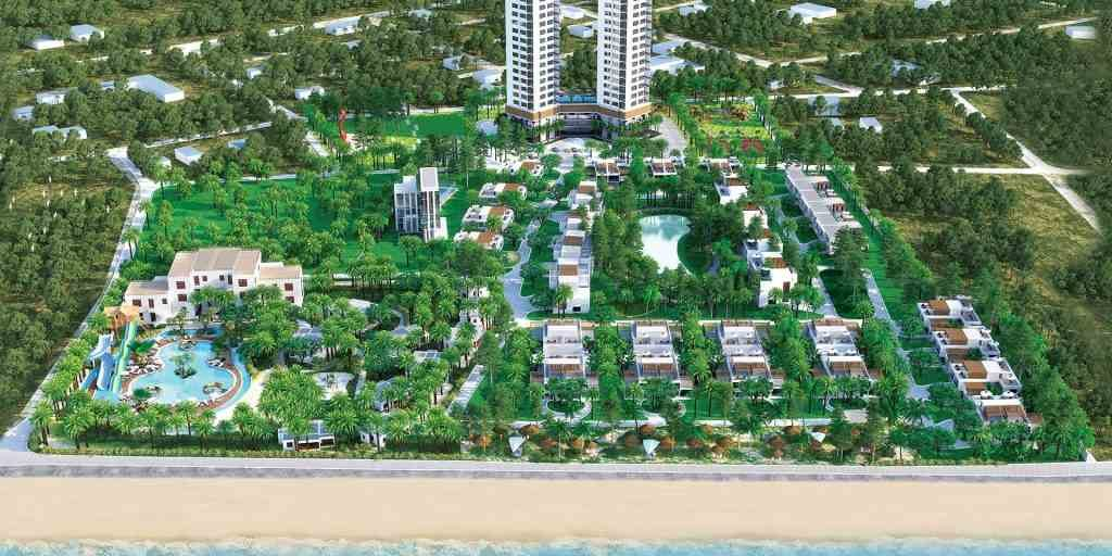 Dự án Garden Riverside Biền Long Hải