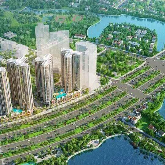 Dự án Khu Đô Thị Eco Green Saigon Quận 7