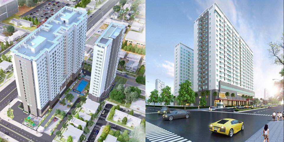 Dự án căn hộ Bcons 5 Suối Tiên Quận 9