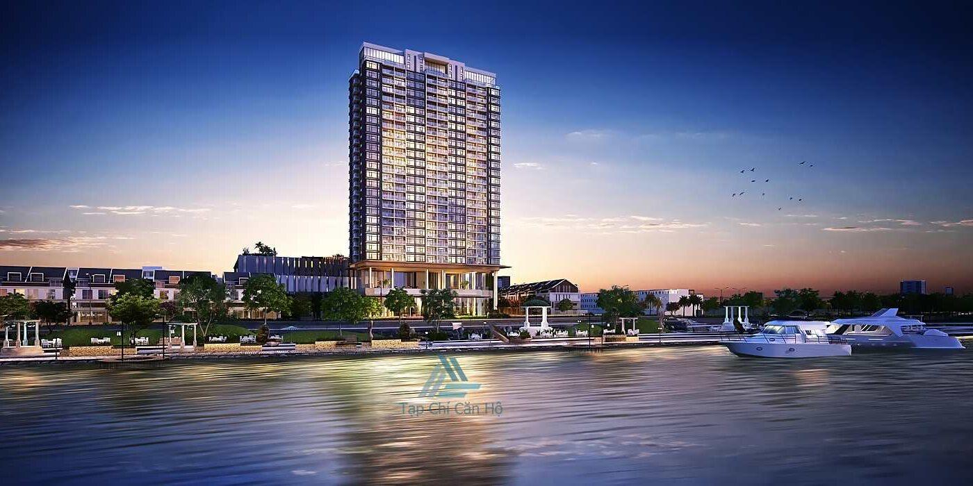 Dự án căn hộ CT Home Nơ Trang Long - Phạm Văn Đồng Quận Bình Thạnh