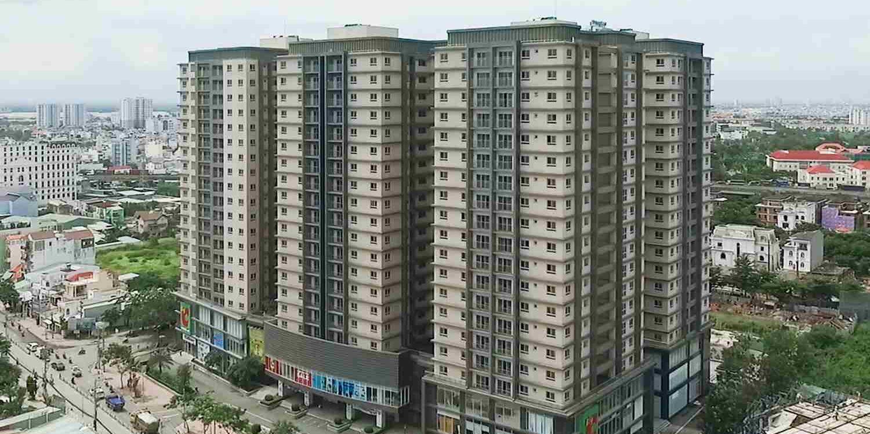 Dự án căn hộ chung cư Cosmo City Nguyễn Thị Thập Quận 7