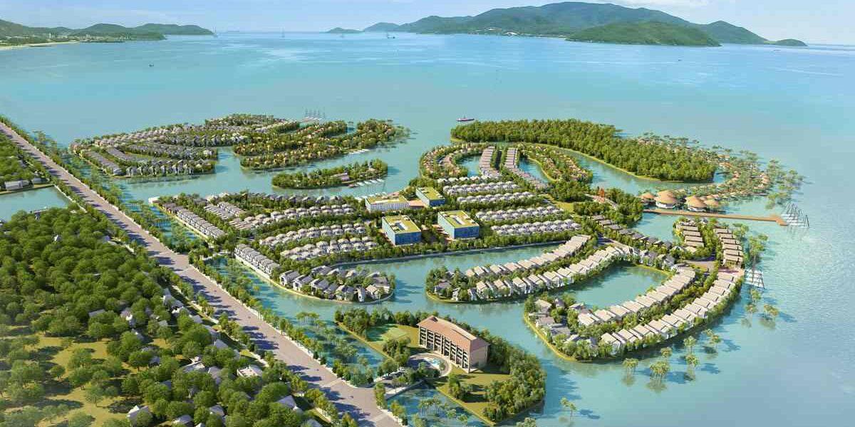 Eco Villas Cồn Khương Cần Thơ - Tập đoàn Him Lam Land - Tổng quan dự án
