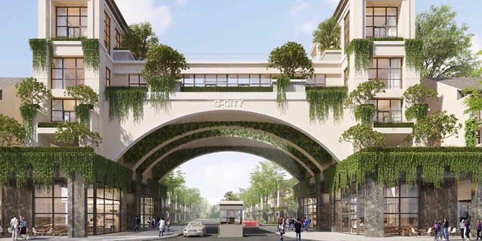 G-City Nhà Bè - Dự án bất động sản