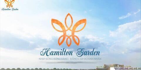 Hamilton Garden - Logo