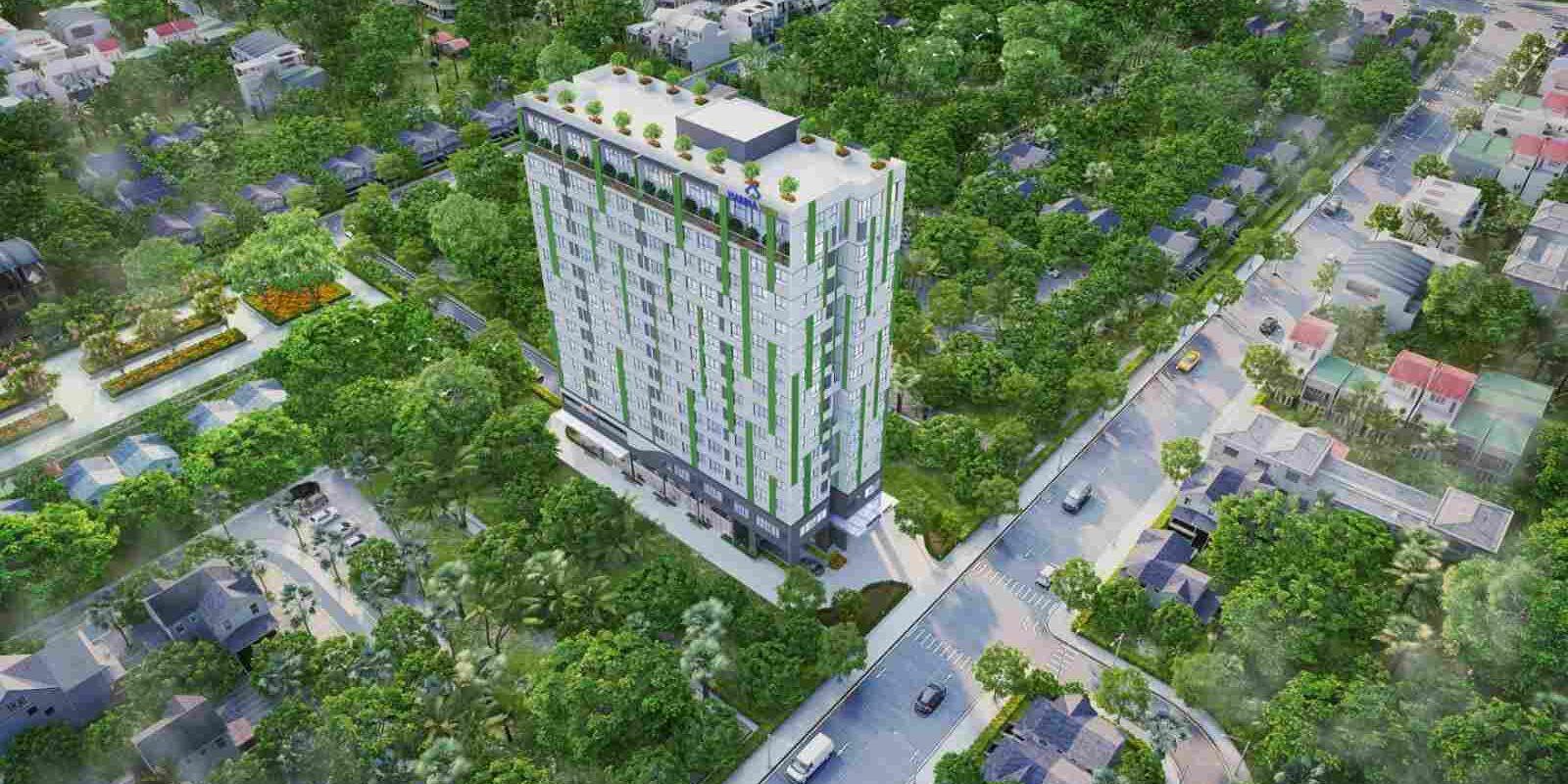 Harina View Thủ Đức - Phối cảnh dự án căn hộ chung cư