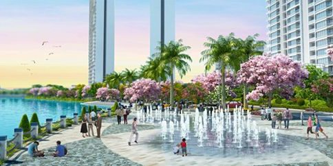 Khám phá Công viên Sakura Park Quận 7 triệu đô duy nhất tại Việt Nam