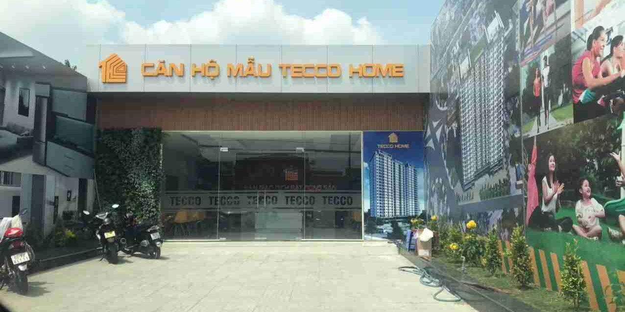 Khai trương căn hộ mẫu Tecco Home An Phú