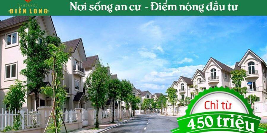 Khu dân cư Điền Long Long Thành Đồng Nai