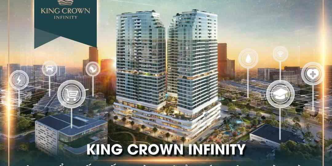 King Crown Infinity - Kết nối