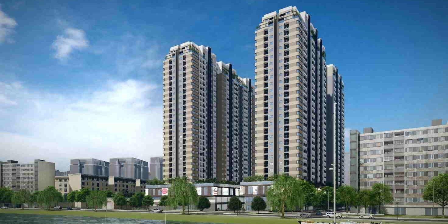 LDG River - Phối cảnh dự án khu căn hộ cao cấp