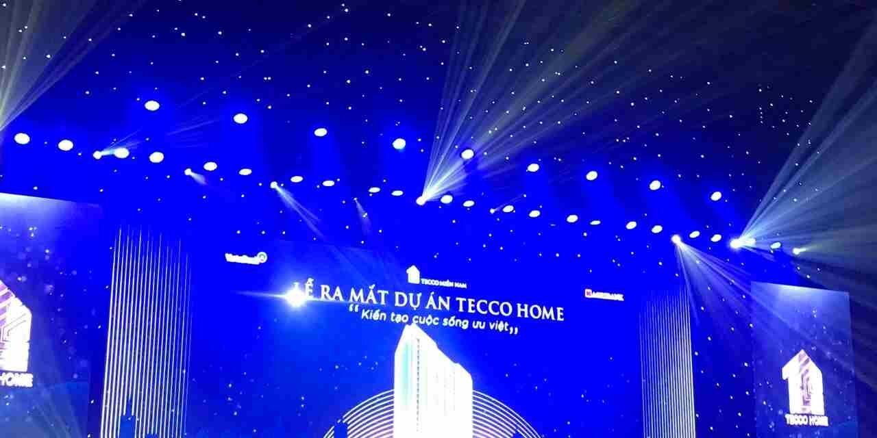 Lễ ra mắt dự án Tecco Home an Phú Bình Dương thu hút khá đông Khách hàng
