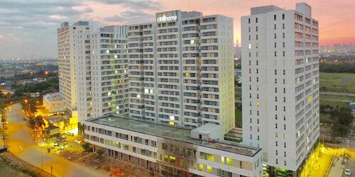Một dự án căn hộ phân khúc bình dân tại TP HCM
