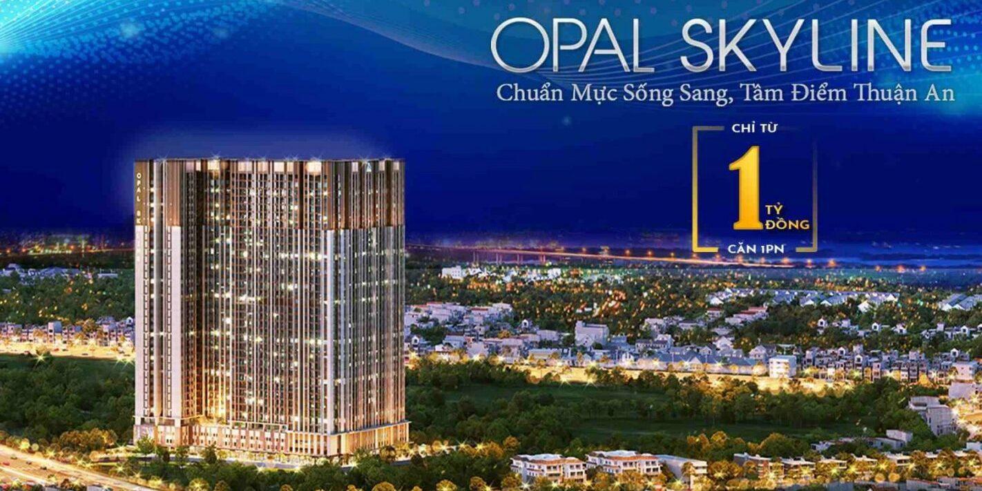 Opal Skyline Đất Xanh - 1 Tỷ đồng