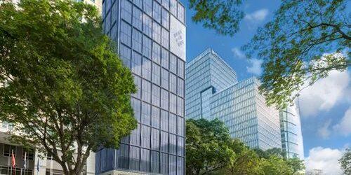Phối cảnh Friendship Tower tại số 31 Lê Duẩn, quận 1, TP HCM