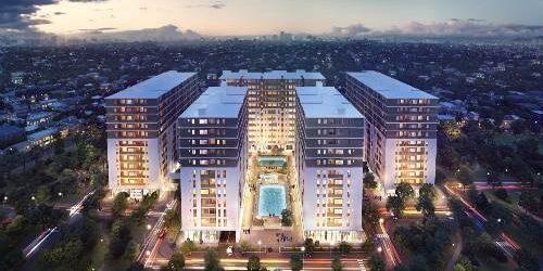 Phối cảnh khu căn hộ CityLand Park Hills tại số 18 Phan Văn Trị, phường 10, quận Gò Vấp