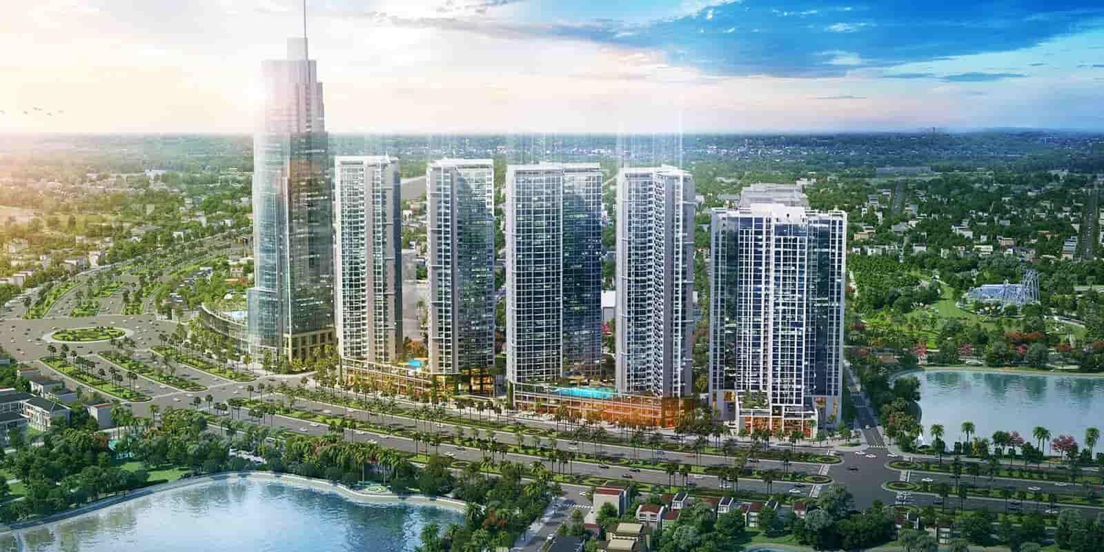 Phối-cảnh-Eco-Green-Sài-Gòn - Chủ đầu tư Eco Green
