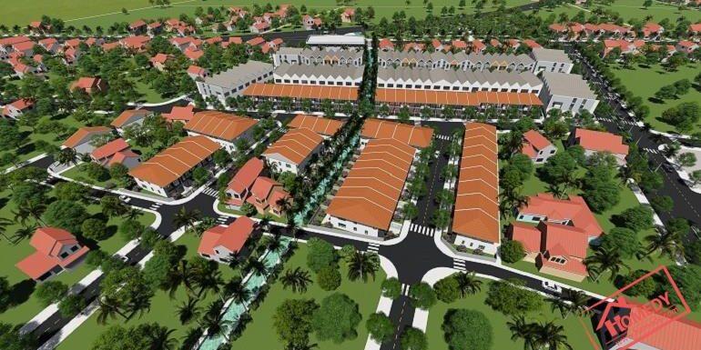 Rose City Khu Tên Lửa Thứ 2 - Dự án đất nền nhà phố 2019