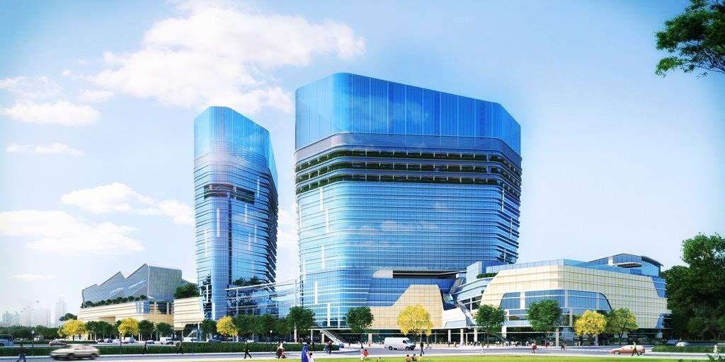 Sala shopping centre Quận 2