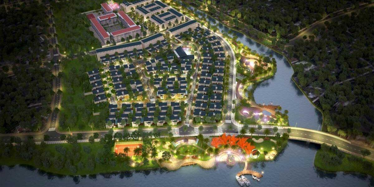Senturia Nam Sài Gòn - Quận 7 Bình Chánh - Tiện ích dự án nhà phố + biệt thự