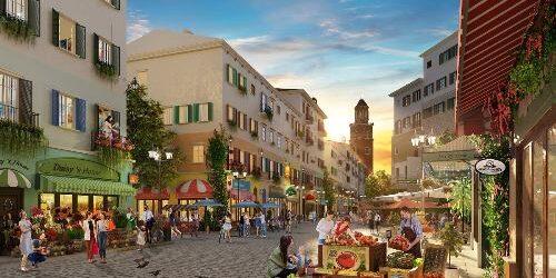 Sun Group công bố chính sách hỗ trợ kinh doanh lên đến 3 tỷ đồng cho nhà đầu tư shophouse thuộc phân khu Sorrento nhân dịp ra mắt dự án