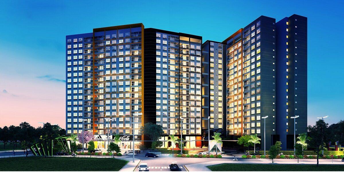 Tổng quan dự án căn hộ chung cư Chương Dương Golden Land-Ngã 4 Bình Thái Thủ Đức