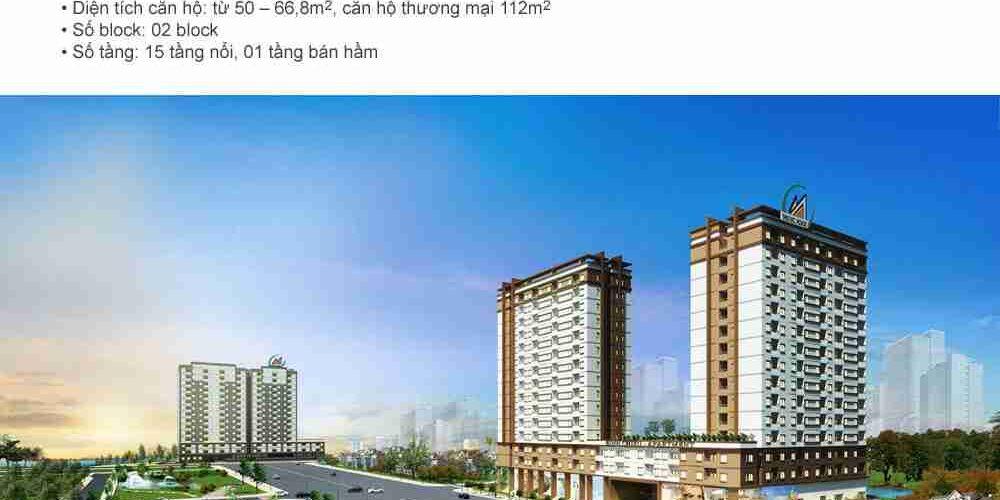 Tổng quan dự án căn hộ chung cư S-Home Bình Chiểu Lô I