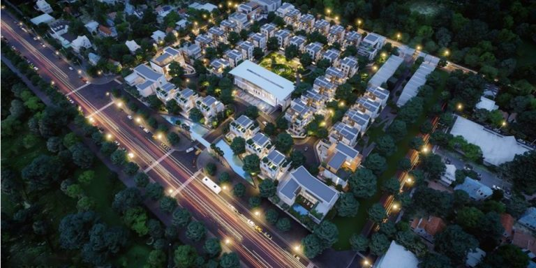 Tổng thể dự án đất nền Citadel Residence Nguyễn Lương Bằng Quận 7