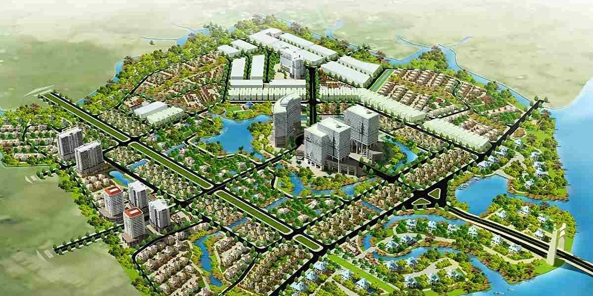 The Green Village Khang Điền Bình Chánh