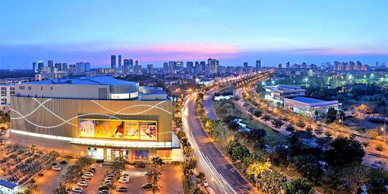 Tiện ích dự án căn hộ chung cư Phú Thuận 299 Đào Trí, Quận 7