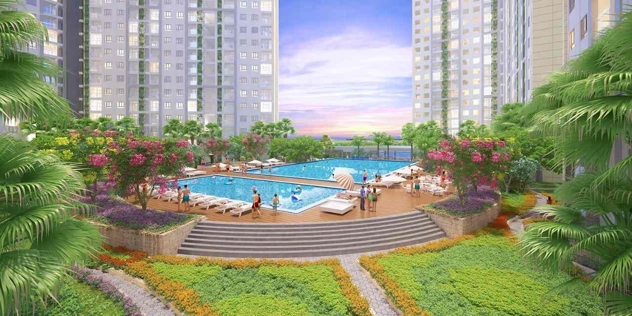 Tiện ích nội khu Dự án căn hộ chung cư NBB Garden City Gate 3 Quận 8-compressed