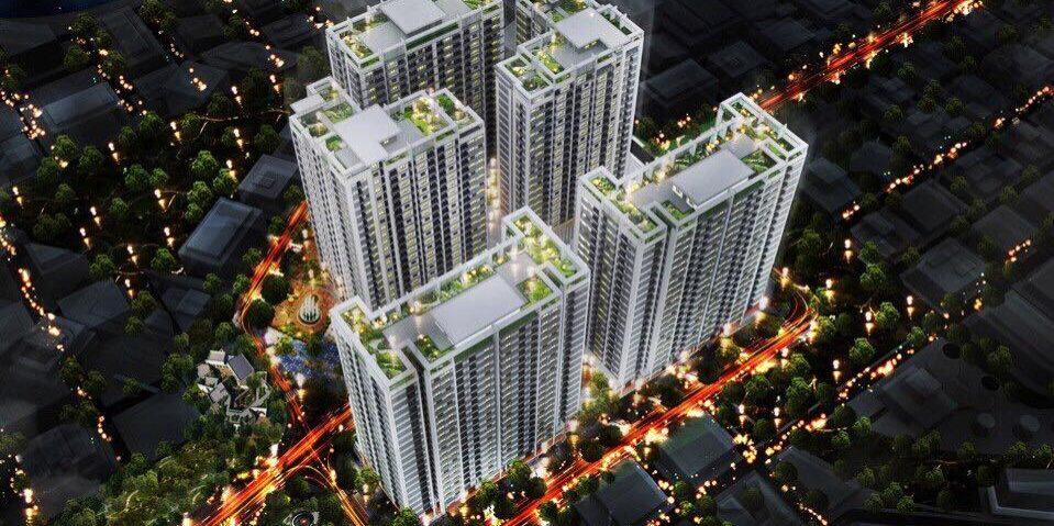 Tổng quan Thiết kế dự án căn hộ chung cư STCity Hóc Môn TPHCM