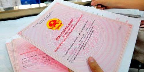 Tp. HCM: Giao quyền cấp giấy chứng nhận đất cho quận, huyện từ 15/5