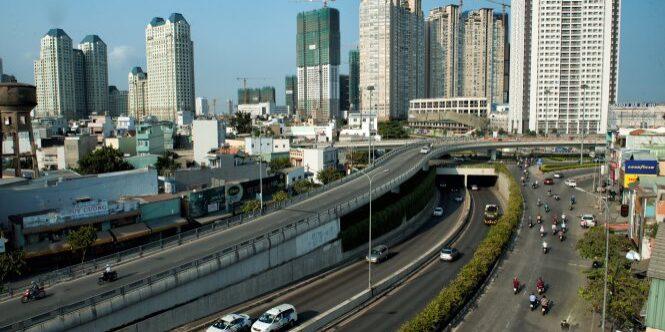 Tuyến đường Nguyễn Hữu Cảnh Tp.HCM sắp được nâng cấp 500 tỷ đồng
